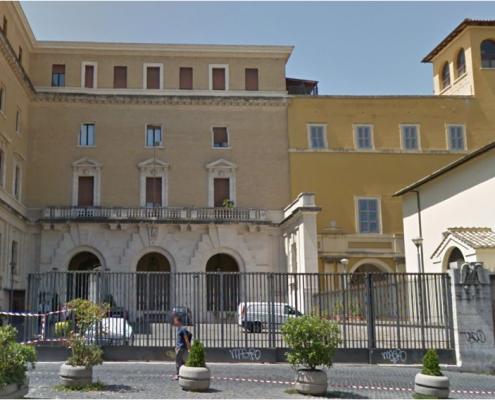 palazzo san callisto
